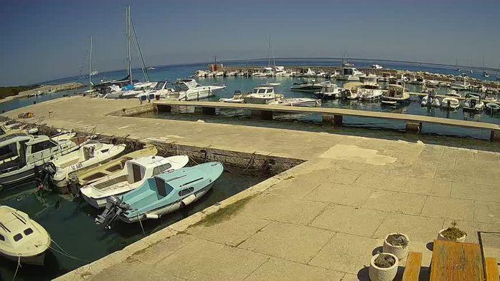 HD Live Webcam Webcam live Mali Lošinj - Panorama