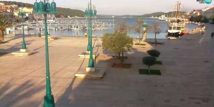 Livecam Webcam Mali Lošinj - Main square