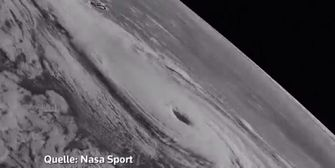 OPHELIA wütet in Irland: Schwerster Sturm seit 50 Jahren