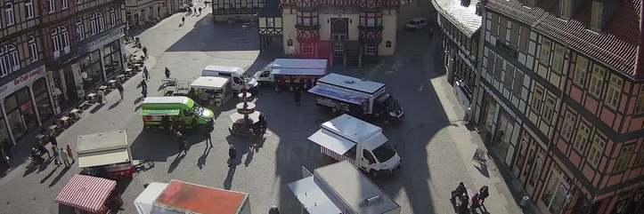 wetter in quedlinburg