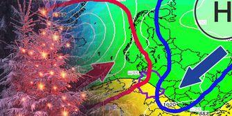 Weiße Weihnachten: Wetterlage spannend wie lange nicht