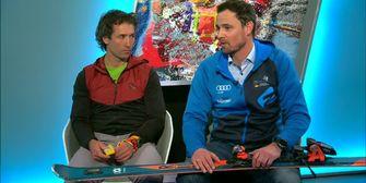 Wintersport-Check – Olympiazweiter Peter Schlickenrieder und Skilehrerausbilder Martin Brandlhuber