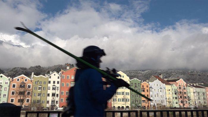 Aus der Stadt direkt auf die Piste? Geht nur in Innsbruck!