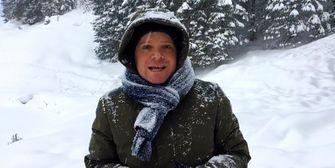 Alex Extrem: Wintergruß aus Spitzingsee in den Alpen
