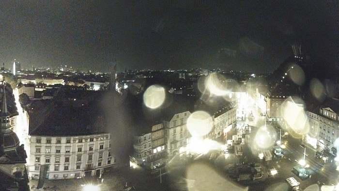 HD Live Webcam Graz - Hauptplatz - Rathausturm