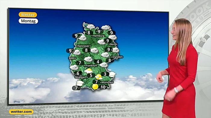 Weihnachtswetter kommt Autofahrern entgegen