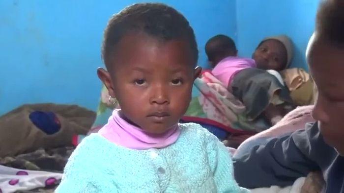 Elend und Leid nach Tropensturm in Madagaskar