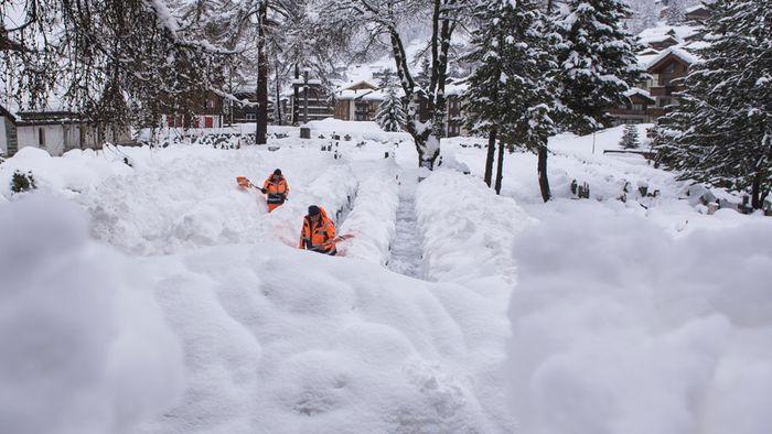Nach Chaostagen: Endlich Entwarnung in Zermatt