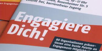 Gasteig: 12. Münchner Freiwilligenmesse startet am Sonntag