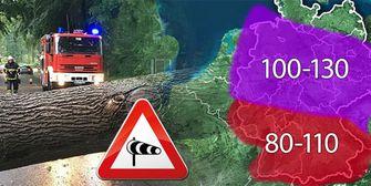 Wetterwarnung: Schnellläufer bringt Orkanböen!