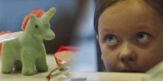 Unglaublich berührend: Kind tauscht Einhorn gegen Schoki