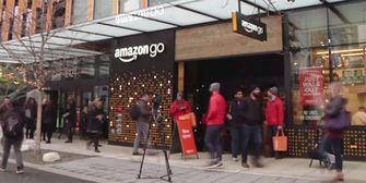 Amazon eröffnet ersten Supermarkt ohne Kasse