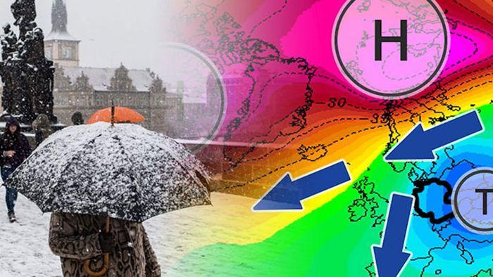 Kais Kolumne: Polarwirbel-Zusammenbruch begünstigt Februar-Kälte