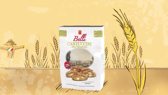 Gemeinsam im TV: Belli Cantuccini und wetter.com