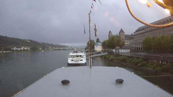 HD Live Webcam Koblenz - KD Schiff RMS Goethe