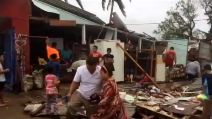 Stärkster Sturm seit 60 Jahren: GITA zerstört Parlamentsgebäude auf Tonga