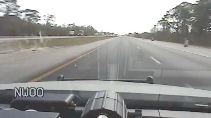 Gaspedal klemmt: Mann rast mit 160 km/h über die Autobahn