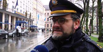 Sicherheitskonferenz – nichts geht mehr am Promenadeplatz in München