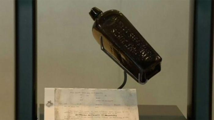 Nach 132 Jahren: Älteste Flaschenpost der Welt gefunden