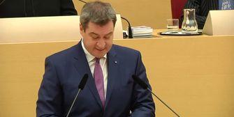 Markus Söder ist neuer Bayerischer Ministerpräsident