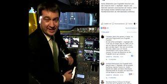Gepostet – Neuer Landesvater auf Facebook, Instagram und Twitter
