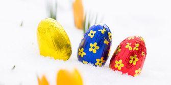 Wetter an Ostern: Kühle bis kalte Feiertage
