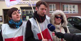 Für 6 Prozent mehr Lohn – Warnstreiks im öffentlichen Dienst in München