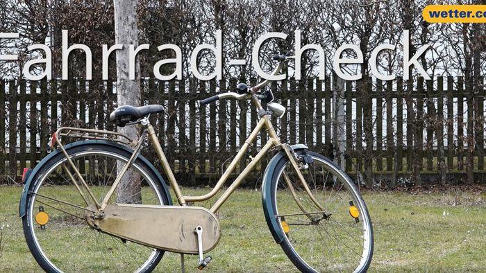 Fahrrad-Check: So machen Sie Ihr Rad fit für den Frühling