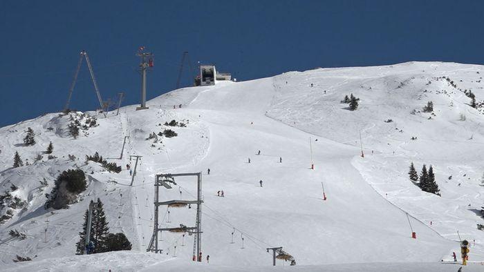 Skispaß in Seefeld ideal für Anfänger