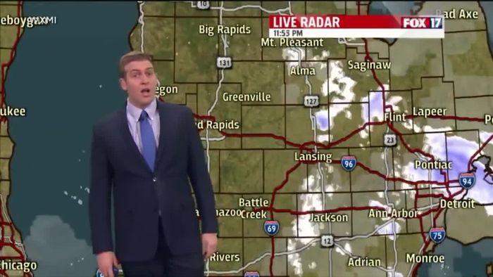 Langer Winter: Wettermoderator lässt Frust freien Lauf