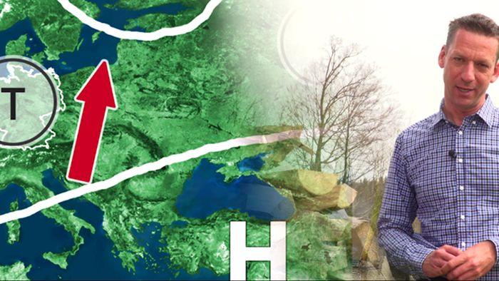 Kais Kolumne: Zweite Aprilhälfte versumpft dank Tiefdruck-Wurst