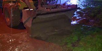 Schlammmassen und Überschwemmungen: Unwetter fegt über Deutschland