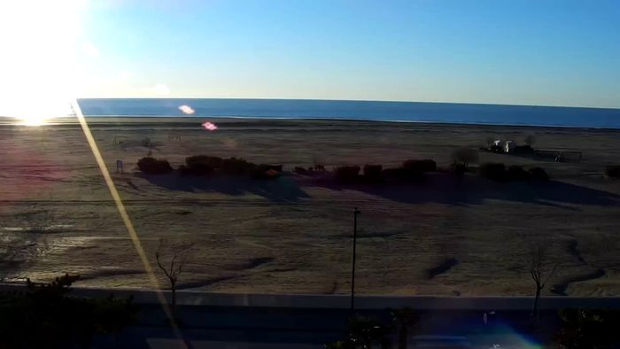 HD Live Webcam Webcam Caorle - Levante beach - Hotel Alexander