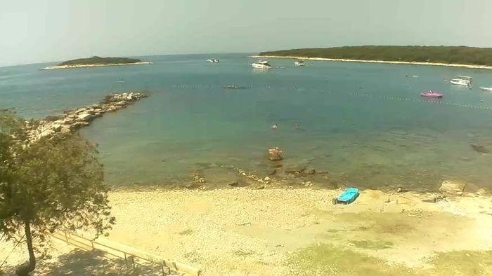 HD Live Webcam Bale - Camping Mon Perin
