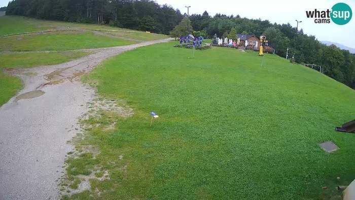 HD Live Webcam Maribor Pohorje - Trikotna Jasa