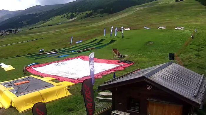 HD Live Webcam Panorama of Livigno - LivignoGo.com