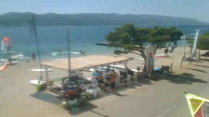 HD Live Webcam Korčula - Altstadt - Panorama