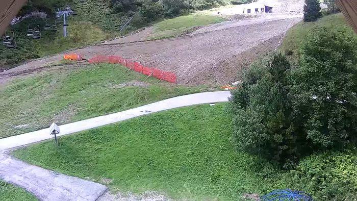HD Live Webcam Ski resort Zoncolan mountain - Goles
