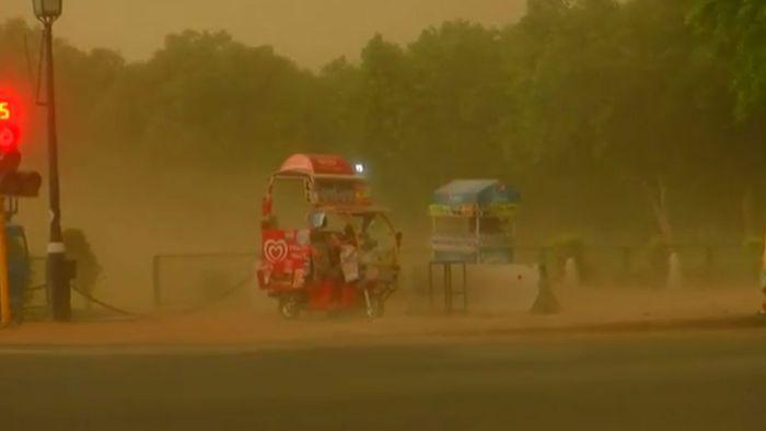 Heftige Stürme in Indien fordern zahlreiche Tote