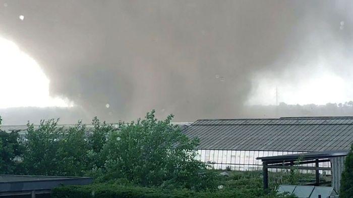 Viersen-Tornado einer der schwersten der letzten Jahrzehnte