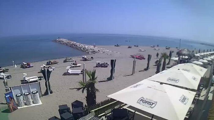 "HD Live Webcam Webcam ""Bagni capannina""  - Isola verde - Chioggia"