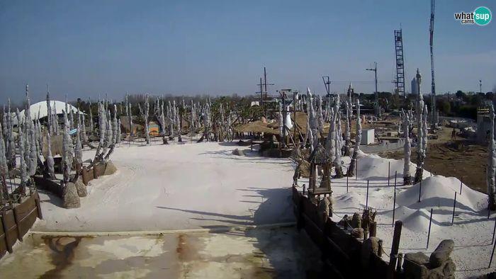 HD Live Webcam Aqualandia Jesolo - Shark Bay