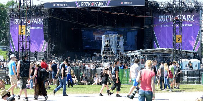Rock im Park 2019 - Line Up, Livecam, Wetter | wetter.com