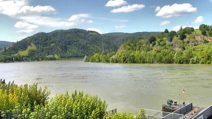 HD Live Webcam Boppard am Rhein - Rheinallee - Bellevue Rheinhotel