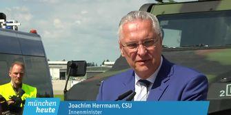 Für den Ernstfall gewappnet: Polizei und Bundeswehr proben gemeinsame Terrorabwehr