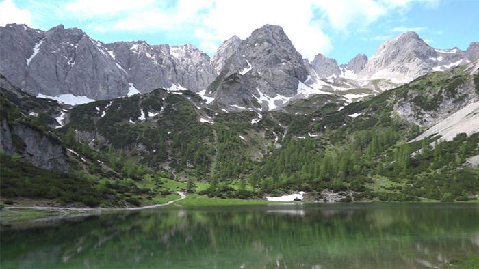 Sebensee - Der schönste Platz in Tirol