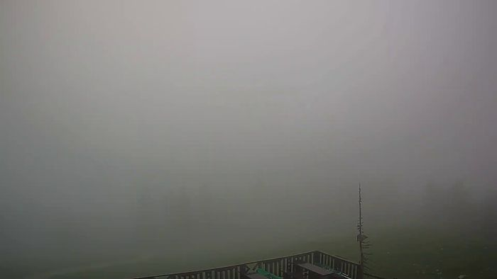 HD Live Webcam Dom na Kofcah webcam mountain hut - 1488m