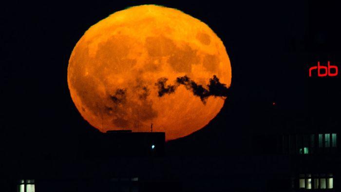 Vormerken: Längste Mondfinsternis des 21. Jahrhunderts