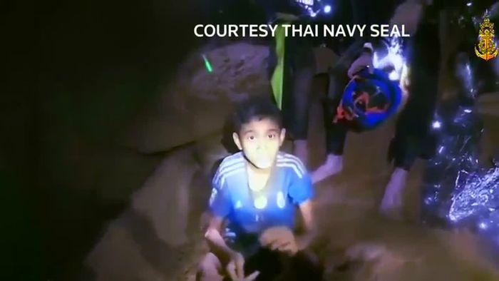 Das Wunder ist perfekt! Alle Jungs aus Höhle in Thailand gerettet