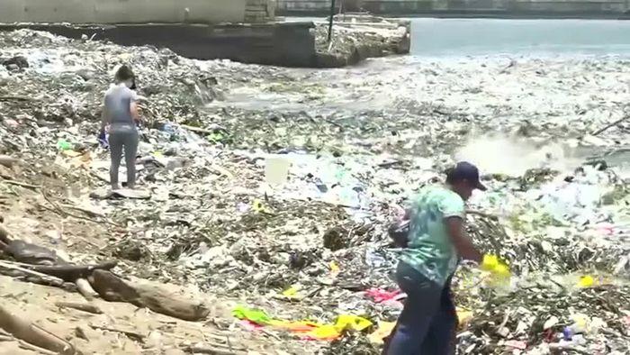 Plastikmüll: Karibisches Urlaubsparadies bedroht